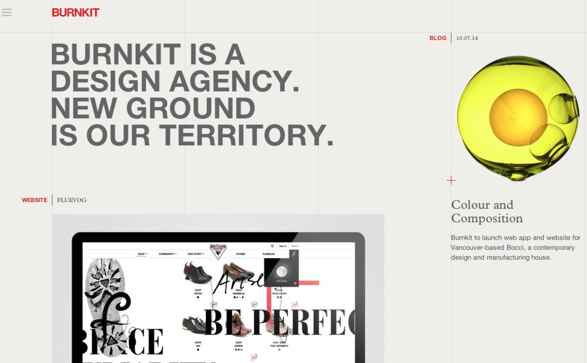 Helvetica Neue with Plantin