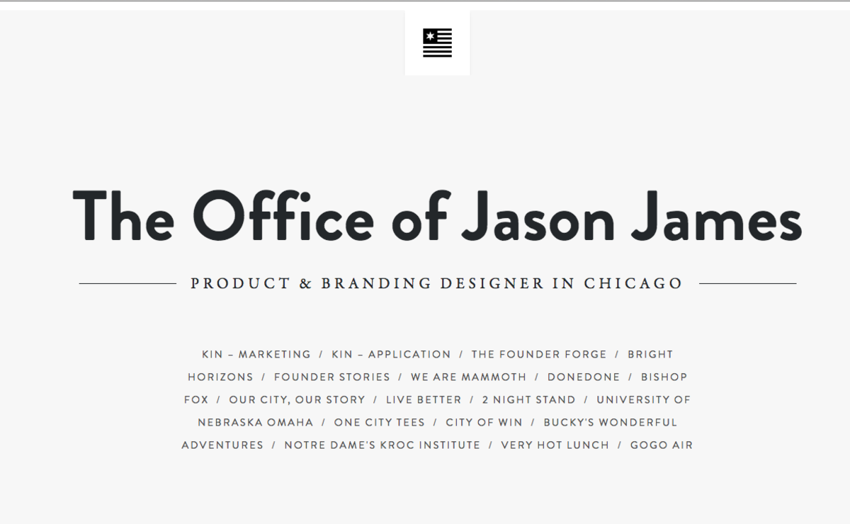 Brandon Grotesque with Garamond Premier